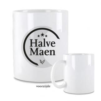 Mok met logo Halve Maen