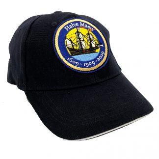 Cap met Halve Maen badge
